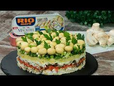 Salată orientală cu un pic de magie, simte gustul prospețimii | SavurosTV - YouTube Romanian Food, Mole, Food Videos, Grilling, Sweet Home, Salad, Breakfast, Desserts, Youtube
