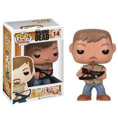 Walking Dead POP Daryl Dixon Vinyl Figure