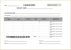 Advance cash receipt DOWNLOAD at http://www.templateinn.com/21-receipt-templates-for-personal-and-business-use/