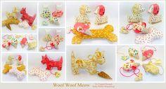 Το τυχερό κουμπί: «Woof Woof Meow» με τη νέα τους κολεξιόν