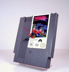 NES Cartridge Clock