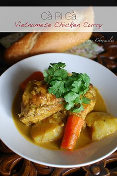 Cà Ri Gà - Vietnamese Chicken Curry by The Culinary Chronicles, via Flickr