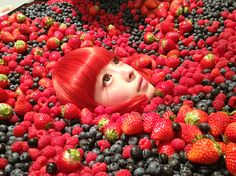 8-bit me: Inspeople: Kyary Pamyu Pamyu I have become one with the strawberries