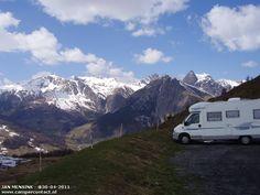Camperplaats Livigno [SO] [Trepalle] - Area Comunale Trepalle - Italië