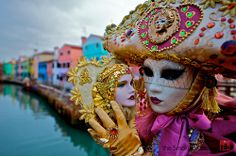 Venice Carnival by The Smoking Camera, via Flickr