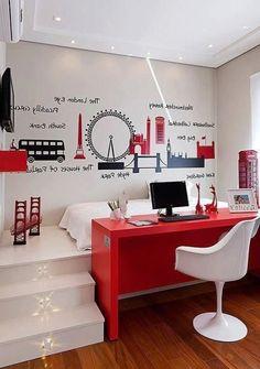 원룸 꾸미기 좋은 성인 벙커침대 인테리어 네이버 블로그 My Room Pinterest
