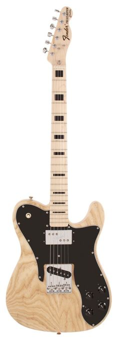 Fender Electric Guitar Tele-bration 1975 Telecaster Natural- slowly becoming my favorite guitar
