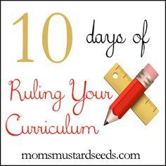 Keeping Curriculum as Servant
