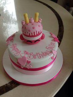 Yummy Shopkins Wishes cake