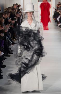Maison Margiela 2017 haute couture via vogue.com