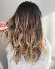 40 balayage hair color ideas - Soft and subtle balayage hair color #balayage #haircolor
