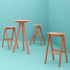 Copenhague Bar Stool Barhocker Hay Design