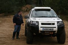 Land Rover Freelander, Transporter, Land Rovers, F1, Offroad, Jeep, Trucks, Camping, Cars