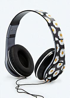Folding Stereo Headphones | Headphones | rue21