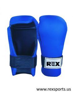 Shop It Now | PU Martial Art Gloves | REX Sports