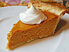 """Today in the West people are celebrating """"Thanksgiving"""". So we are posting a traditional Thanksgiving recipe; Pumpkin Pie (without the eggs). I have been making eggless pumpkin pies for… Do It Yourself Videos, Traditional Thanksgiving Recipes, Thanksgiving Ideas, Pumpkin Pie Recipes, Pumpkin Pies, Pumpkin Custard, Vegan Pumpkin, Healthy Pumpkin, Pumpkin Dessert"""