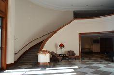 Lobby of the Conference Center theater.  The 2013 Storytelling Concert will also be held in this venue.