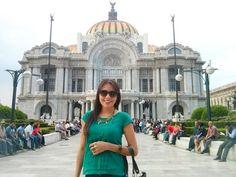 Bellas Artes, DF, México