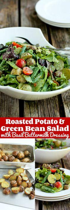 Roasted Potato Green