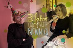 3 Jahre und 1 Woche: Newniq feiert Jubiläum!