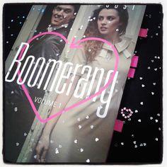 Boomerang é uma leitura leve e muito gostosa. Me ganhou logo na primeira página e não me perdeu antes do final.