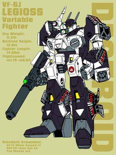 Robotech ~ Alpha Fighter