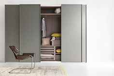 Cupboards | Storage-Shelving | Made to measure wardrobe | LEMA