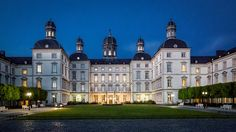 Althoff Grandhotel Schloss Bensberg : Bergisch Gladbach, Alemania : The Leading Hotels of the World