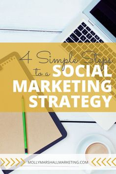 4 Simple Steps To a Social Media Marketing Strategy | Small Business Marketing