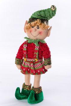 """14"""" Elf Standing Girl"""