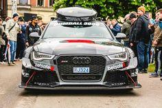 Audi rs6 Gumball