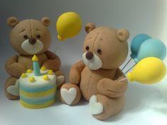 """Studio """"FONDANT DESIGN ANA"""" - Figurice za torte (fondant figures): FIGURICE ZA """"BEBIRONCE"""" (Fondant figures for babies)"""