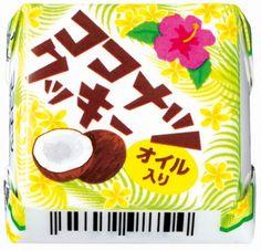 話題のココナツオイル入りクッキーを使用したチロルチョコ5/16より発売開始