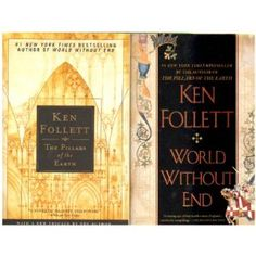 Pillars of the Earth & World Without End (2 Books).