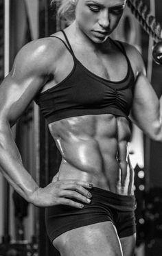 #fitness #motivation #sculpted