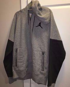jordan jumpman air graphic full-zip hoodie - men s