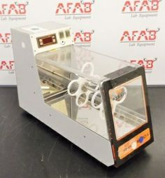 Hybaid Micro-4 Hybridization Oven HBMCR4110  http://www.ebay.com/itm/Hybaid-Micro-4-Hybridization-Oven-HBMCR4110-/111297870518?pt=LH_DefaultDomain_0&hash=item19e9debab6  For more details - or to purchase - either click the link above or call (855) 777-AFAB (2322) or email mailto:sales@afab-lab.com.   90-Day Warranty - - Quality Assured by AFAB Lab Resources  #labequipment