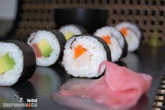 Maki sushi de Gastronomia