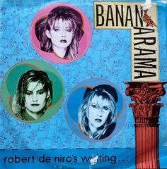 BANANARAMA Robert De Niros 1984 South Africa Issue Rare Maxi 12  Vinyl SV0073