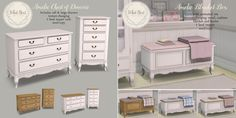 https://flic.kr/p/RyemjQ | {what next} Amelie Drawers & Blanket Box for FLF | For Fifty Linden Friday