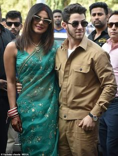 Nick Jonas and Priyanka Chopra's First Wedding Photos Revealed: See the Bride's Dress Priyanka Chopra Wedding, Priyanka Chopra Hot, Girl Photo Poses, Girl Photos, Celebrity Couples, Celebrity Weddings, Fitness Models, Bollywood Wedding, Indian Designer Outfits