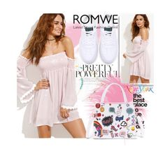 """""""ROMWE 1/XIV"""" by saaraa-21 ❤ liked on Polyvore featuring romwe, shop and polyvorefashion"""