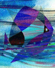 'The Scalar  D' von Gertrude  Scheffler bei artflakes.com als Poster oder Kunstdruck $18.71
