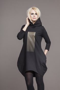 FNDLK mikinošaty 153 SVqLH – MOLO7 High Neck Dress, Dresses, Fashion, Turtleneck Dress, Gowns, Moda, Fashion Styles, Dress, Vestidos