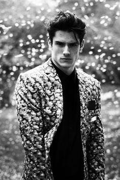 Fashion / Menswear / Male Model