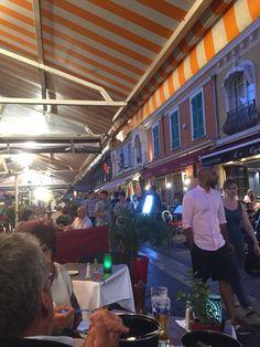 Last night in Nice