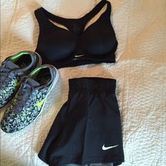 NWT NIKE PRO RIVAL HIGH SUPPORT BRA New never worn with tags Nike Pro Rival high support bra. This is Nike's highest support bra for training and working out. Size 30 D. Bundle to save on shipping and to receive a 10 % when purchasing 3 items. Nike Intimates & Sleepwear Bras