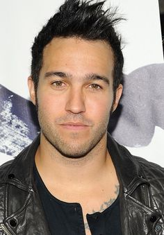 Pete Wentz from Fall Out Boy | 13 Pop-Punk Heartthrobs, Then And Now