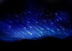 Chuva de meteoros prevista até 25 de abril