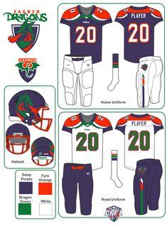 College Football Uniforms, Sports Uniforms, Notre Dame Leprechaun, Football Logo Design, Zeus Jupiter, Electric Football, Hartford Whalers, Fantasy Football League, Sports Team Logos